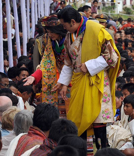 king-bhutan-wedding